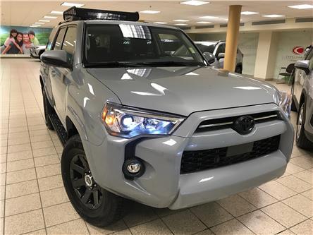 2021 Toyota 4Runner Base (Stk: 210047) in Calgary - Image 1 of 20