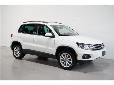 2017 Volkswagen Tiguan Wolfsburg Edition (Stk: 503525) in Vaughan - Image 1 of 27