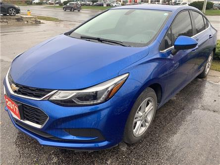 2017 Chevrolet Cruze LT Auto (Stk: CLC813142A) in Cobourg - Image 1 of 10