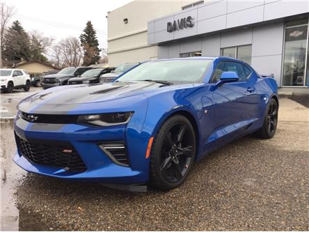 2016 Chevrolet Camaro 2SS (Stk: 164342) in Brooks - Image 1 of 16