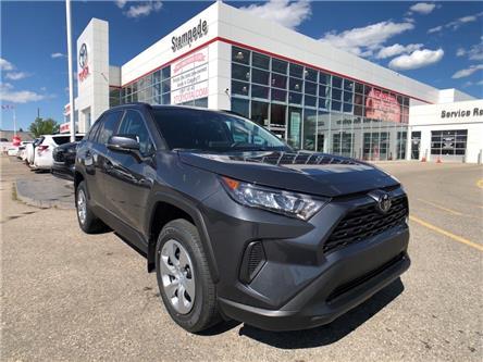 2021 Toyota RAV4 LE (Stk: 210090) in Calgary - Image 1 of 19