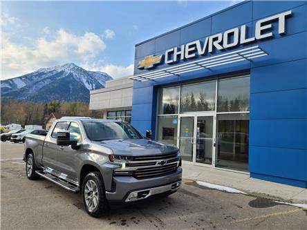 2021 Chevrolet Silverado 1500 High Country (Stk: MZ106477) in Fernie - Image 1 of 11