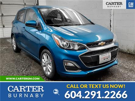 2021 Chevrolet Spark 1LT Manual (Stk: 41-08520) in Burnaby - Image 1 of 12