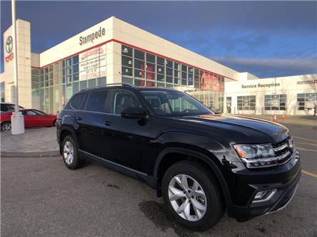 2018 Volkswagen Atlas 3.6 FSI Highline (Stk: 200947A) in Calgary - Image 1 of 12