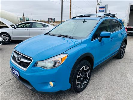 2016 Subaru Crosstrek Touring Package (Stk: HK3081) in Pickering - Image 1 of 20