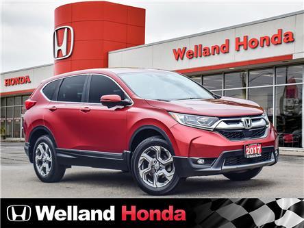2017 Honda CR-V EX (Stk: U20395) in Welland - Image 1 of 25