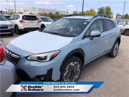 2021 Subaru Crosstrek Limited (Stk: X21083) in Oakville - Image 1 of 5