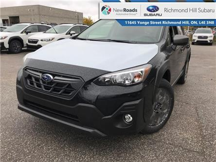 2021 Subaru Crosstrek Outdoor w/Eyesight (Stk: 35528) in RICHMOND HILL - Image 1 of 21