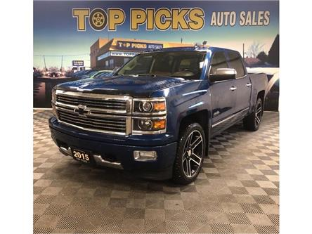 2015 Chevrolet Silverado 1500 High Country (Stk: 310524) in NORTH BAY - Image 1 of 28