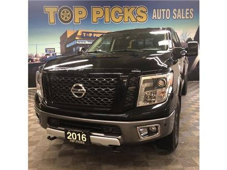 2016 Nissan Titan XD PRO-4X (Stk: 501058) in NORTH BAY - Image 1 of 30