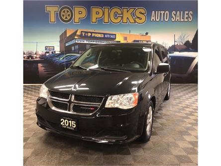 2015 Dodge Grand Caravan SE/SXT (Stk: 701890) in NORTH BAY - Image 1 of 23