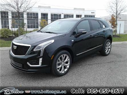 2021 Cadillac XT5 Sport (Stk: 121584) in Bolton - Image 1 of 15