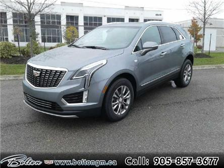 2021 Cadillac XT5 Premium Luxury (Stk: 122254) in Bolton - Image 1 of 15