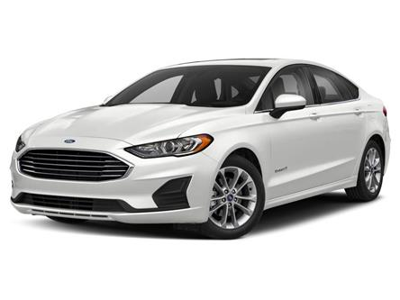 2019 Ford Fusion Hybrid Titanium (Stk: 290SVU) in Simcoe - Image 1 of 9