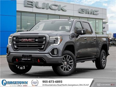 2021 GMC Sierra 1500 AT4 (Stk: 32563) in Georgetown - Image 1 of 26