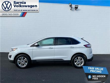 2016 Ford Edge SEL (Stk: SVW573) in Sarnia - Image 1 of 21