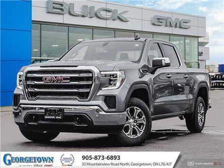 2021 GMC Sierra 1500 SLE (Stk: 32572) in Georgetown - Image 1 of 27