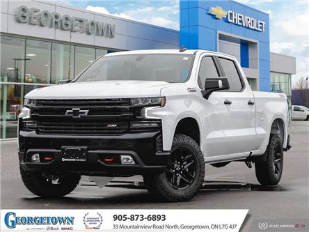 2021 Chevrolet Silverado 1500 LT Trail Boss (Stk: 32524) in Georgetown - Image 1 of 25
