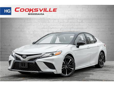 2020 Toyota Camry XSE (Stk: 8316P) in Mississauga - Image 1 of 19