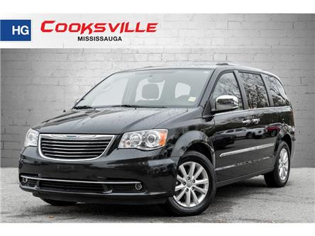 2016 Chrysler Town & Country Limited (Stk: H8289P) in Mississauga - Image 1 of 19