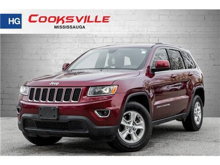2016 Jeep Grand Cherokee Laredo (Stk: 8280PT) in Mississauga - Image 1 of 17