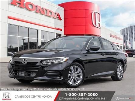 2020 Honda Accord LX 1.5T (Stk: 21075) in Cambridge - Image 1 of 24