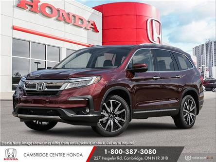 2021 Honda Pilot Touring 8P (Stk: 21326) in Cambridge - Image 1 of 24
