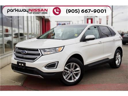 2017 Ford Edge SEL (Stk: N20430A) in Hamilton - Image 1 of 24