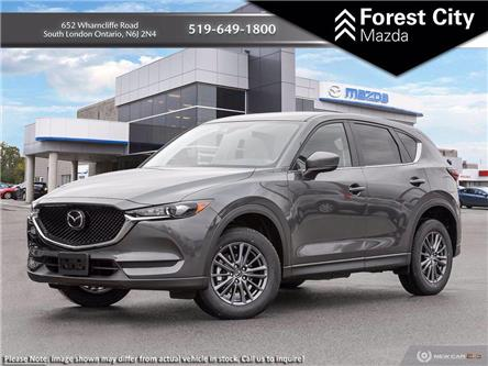 2021 Mazda CX-5 GS (Stk: 21C55542) in London - Image 1 of 23