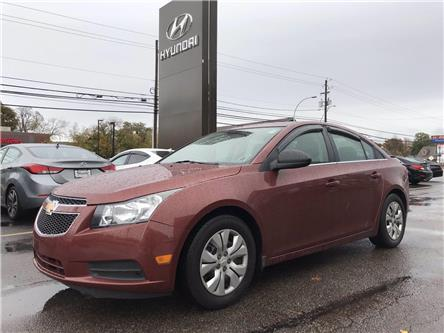 2012 Chevrolet Cruze LS (Stk: N992A) in Charlottetown - Image 1 of 9