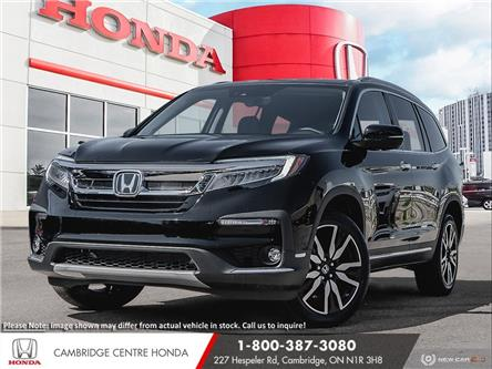 2021 Honda Pilot Touring 8P (Stk: 21201) in Cambridge - Image 1 of 19