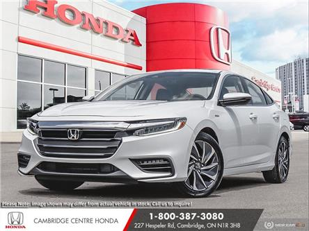 2021 Honda Insight Base (Stk: 21193) in Cambridge - Image 1 of 24
