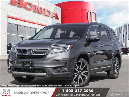 2021 Honda Pilot Touring 8P (Stk: 21072) in Cambridge - Image 1 of 24