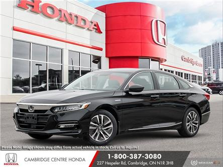 2020 Honda Accord Hybrid Touring (Stk: 21250) in Cambridge - Image 1 of 24