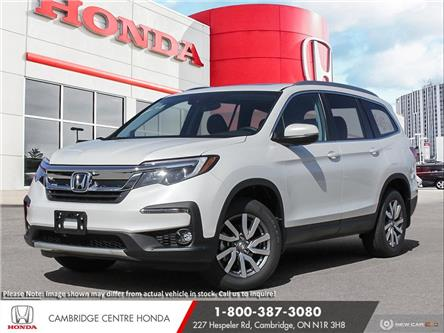 2021 Honda Pilot EX-L Navi (Stk: 21222) in Cambridge - Image 1 of 24