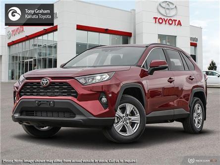 2021 Toyota RAV4 XLE (Stk: 90796) in Ottawa - Image 1 of 24
