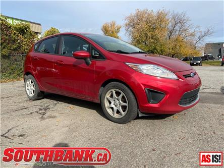 2011 Ford Fiesta SE (Stk: 2005881) in OTTAWA - Image 1 of 2