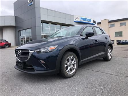 2019 Mazda CX-3 GS (Stk: 20T105A) in Kingston - Image 1 of 13