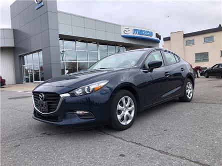 2017 Mazda Mazda3  (Stk: 21T020A) in Kingston - Image 1 of 14