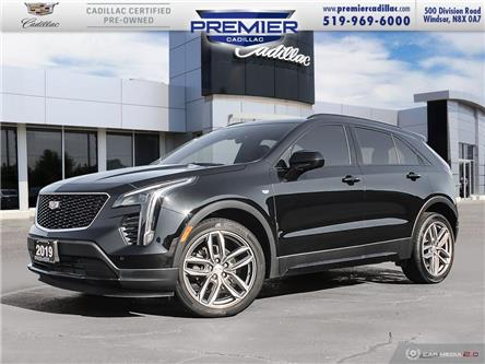 2019 Cadillac XT4 Sport (Stk: P19547) in Windsor - Image 1 of 27