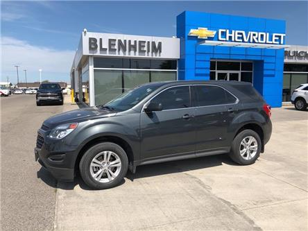 2017 Chevrolet Equinox LS (Stk: DL222A) in Blenheim - Image 1 of 17