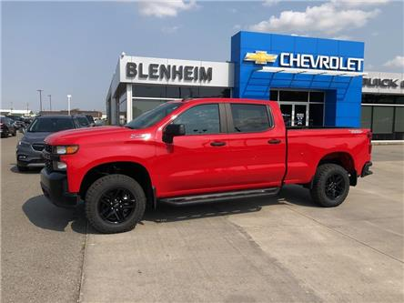 2020 Chevrolet Silverado 1500 Silverado Custom Trail Boss (Stk: 0B078A) in Blenheim - Image 1 of 18