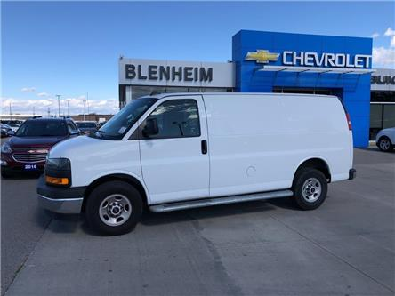 2019 GMC Savana 2500 Work Van (Stk: 0B095A) in Blenheim - Image 1 of 16