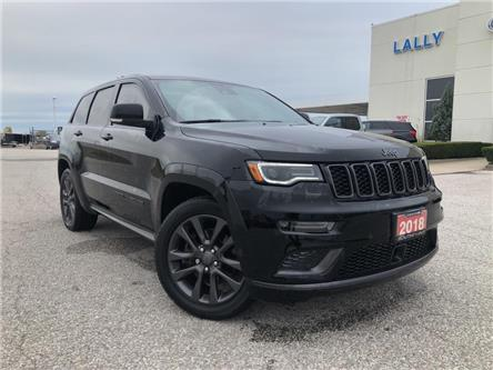 2018 Jeep Grand Cherokee Overland (Stk: S6807A) in Leamington - Image 1 of 27