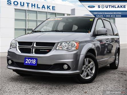 2018 Dodge Grand Caravan Crew (Stk: P51392A) in Newmarket - Image 1 of 29