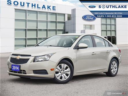 2014 Chevrolet Cruze 1LT (Stk: P51433) in Newmarket - Image 1 of 25