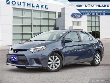 2014 Toyota Corolla S (Stk: P51436) in Newmarket - Image 1 of 23