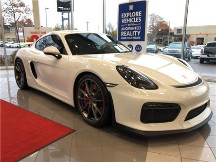 2016 Porsche Cayman GT4 (Stk: 91411) in Waterloo - Image 1 of 27