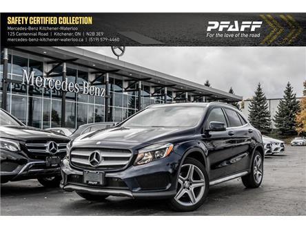 2017 Mercedes-Benz GLA 250 Base (Stk: K4143A) in Kitchener - Image 1 of 22