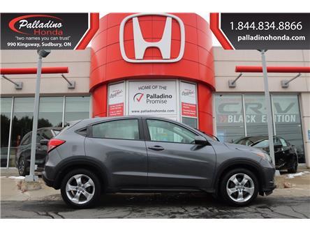 2016 Honda HR-V LX (Stk: 22186A) in Greater Sudbury - Image 1 of 18